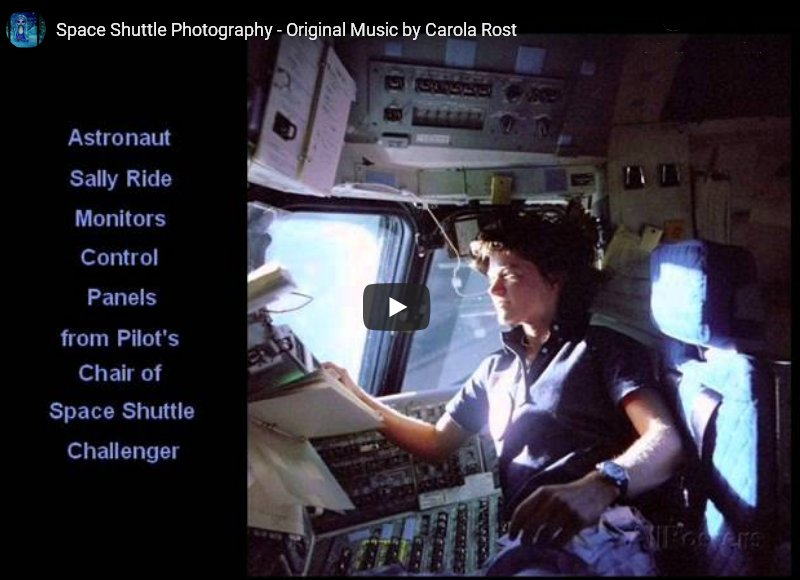 Space Shuttle video