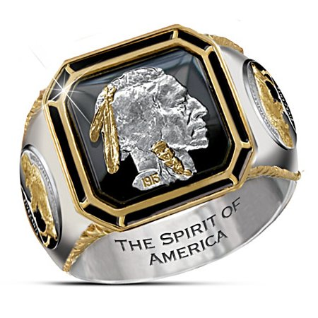 Men's Ring: The Spirit Of America Ring