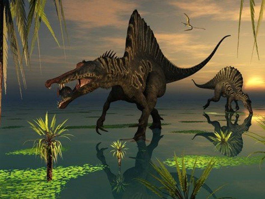 Paleontology image - Spinosaurs