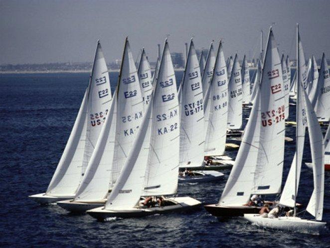 1978 World Championship Etchall Races, Newport Beach, California, USA