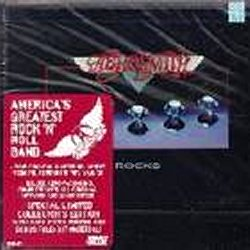 Aerosmith - Rocks Audio CD