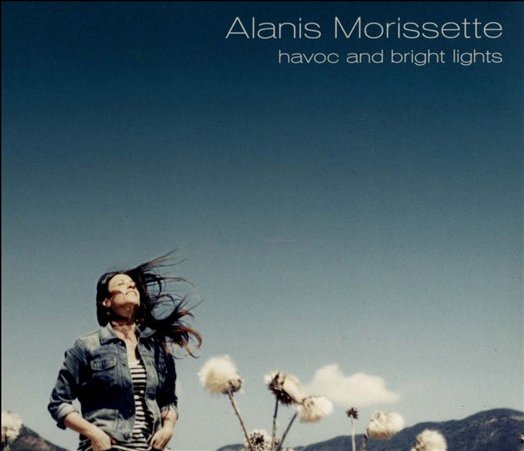 Alanis Morissette - Havoc and Bright Lights - CD