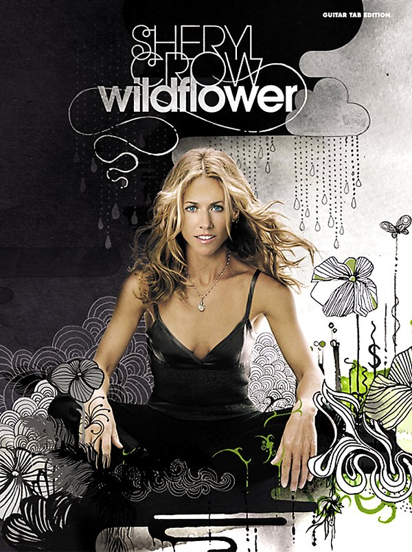 Alfred - Sheryl Crow Wildflower Guitar Tab Songbook