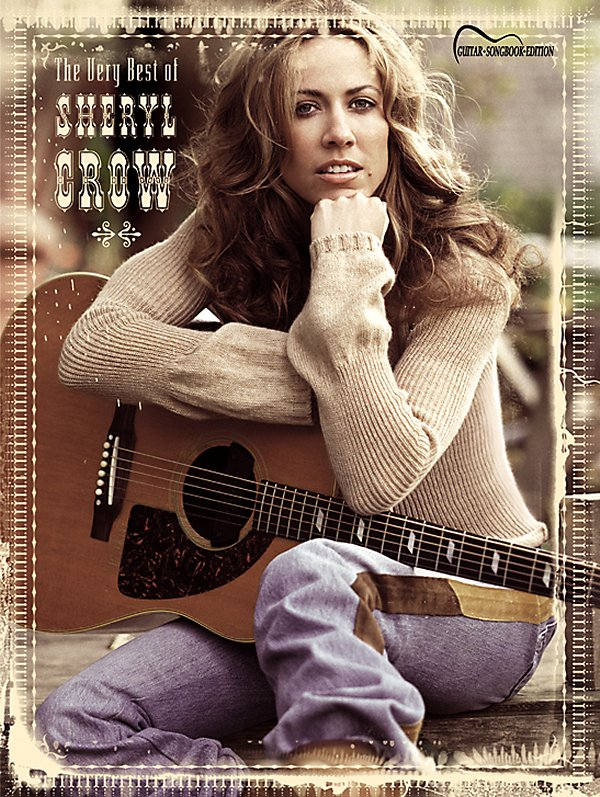 Alfred - The Very Best of Sheryl Crow Guitar Tab Songbook