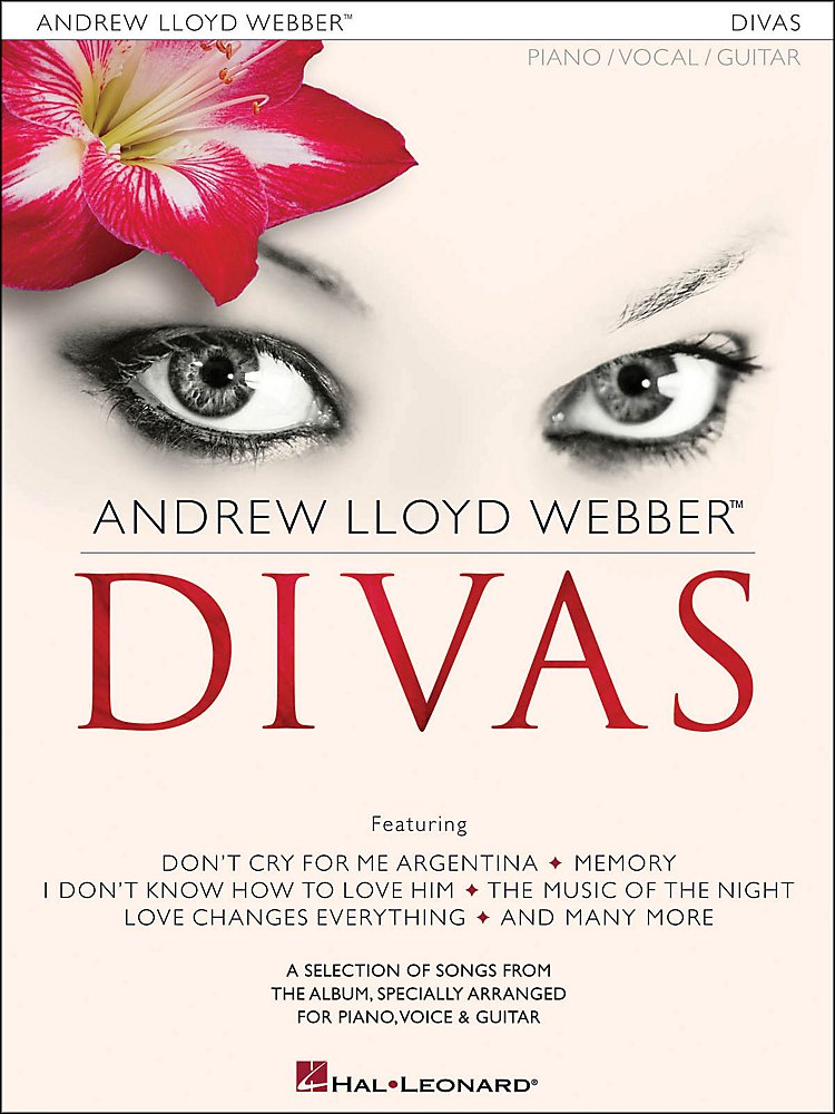 Hal Leonard - Andrew Lloyd Webber Divas [Book]