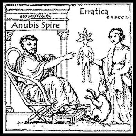 Anubis Spire CD - Erratica
