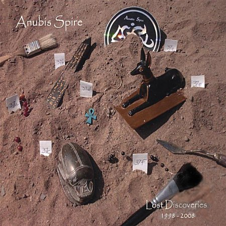 Anubis Spire - Lost Discoveries