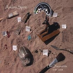 Anubis Spire CD Lost Discoveries