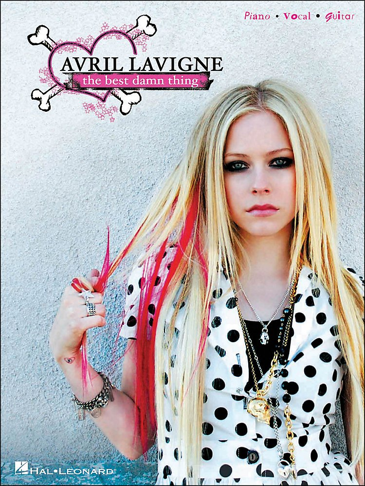 Hal Leonard - Avril Lavigne The Best Damn Thing [Book]