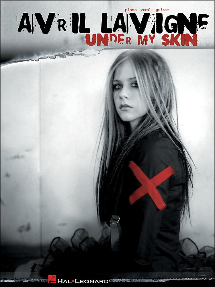 Hal Leonard - Avril Lavigne Under My Skin [Book]