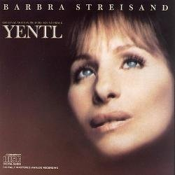 Barbra Streisand Yentl Soundtrack Audio CD