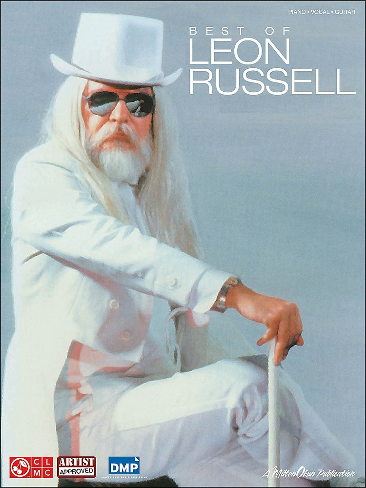 Cherry Lane - Best Of Leon Russell [Book]