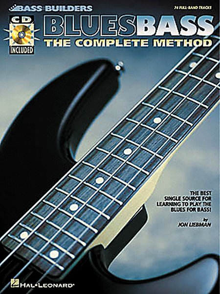 Hal Leonard - Blues Bass (Book/CD)