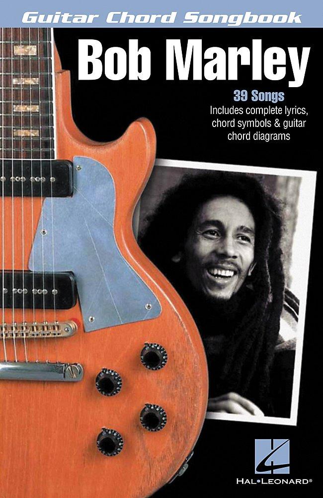 Hal Leonard Bob - Marley - Guitar Chord Songbook