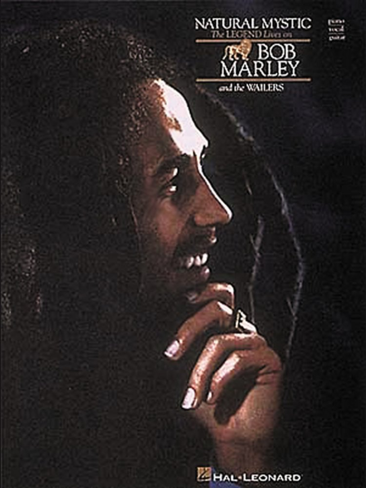 Hal Leonard - Bob Marley - Natural Mystic Piano, Vocal, Guitar Songbook