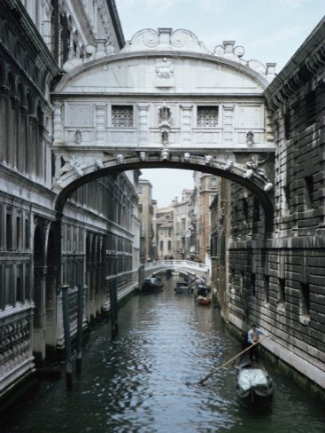 Bridge of Sighs, Venice, Veneto, Italy, Venice Posters