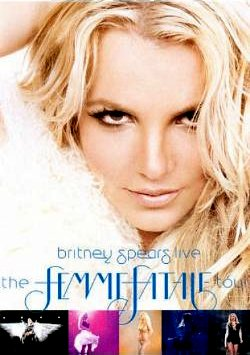 Britney Spears - Live - The Femme Fatale Tour DVD