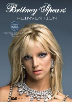 Britney Spears - Reinvention DVD