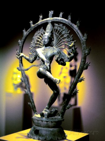 Bronze Figure of Shiva, Tamil Nadu, India, 950