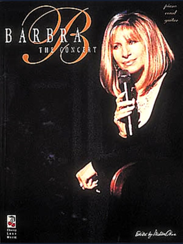 Cherry Lane - Barbra Streisand in Concert Book
