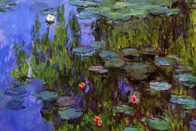 Claude Monet Water-Lilies