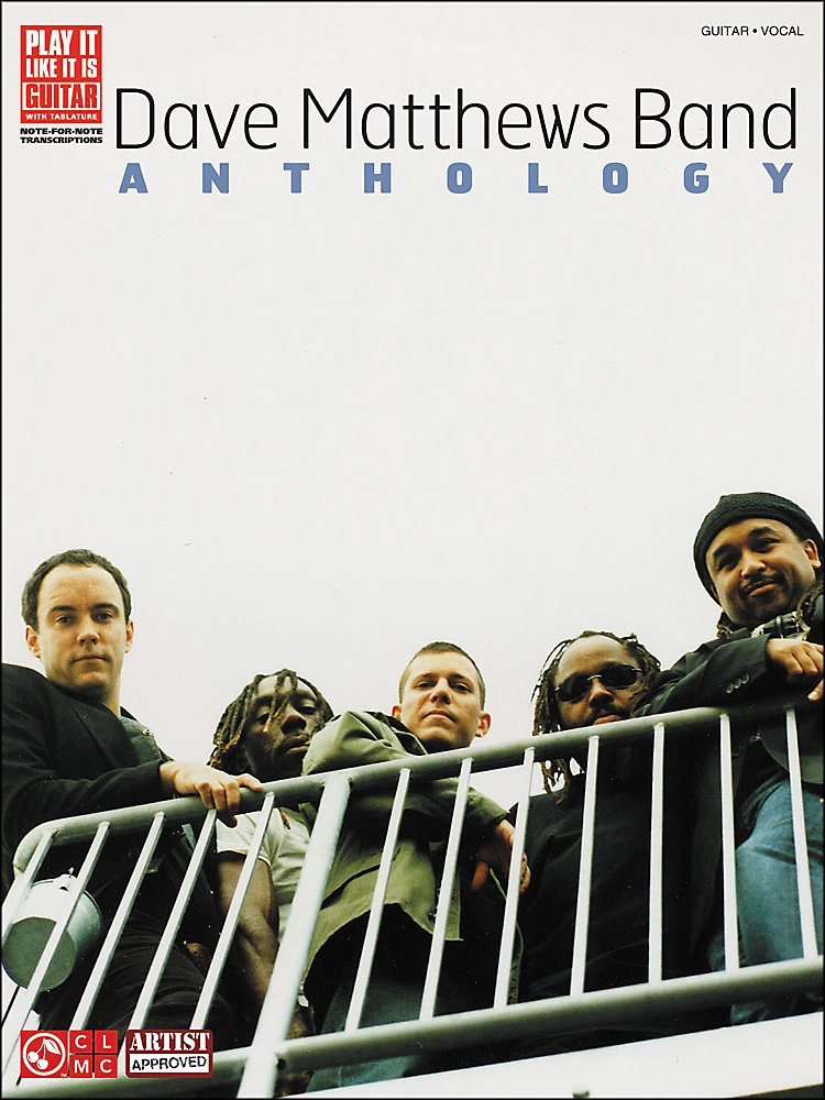 Cherry Lane - Dave Matthews Band - Anthology Guitar Tab Songbook
