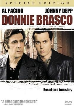 Donnie Brasco Al Pacino - Johnny Depp - DVD