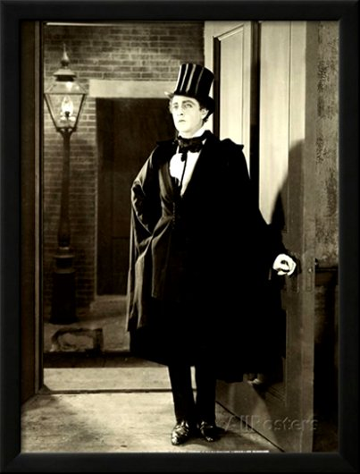 Dr. Jekyll And Mr. Hyde, John Barrymore As 'Dr. Henry Jekyll', 1920