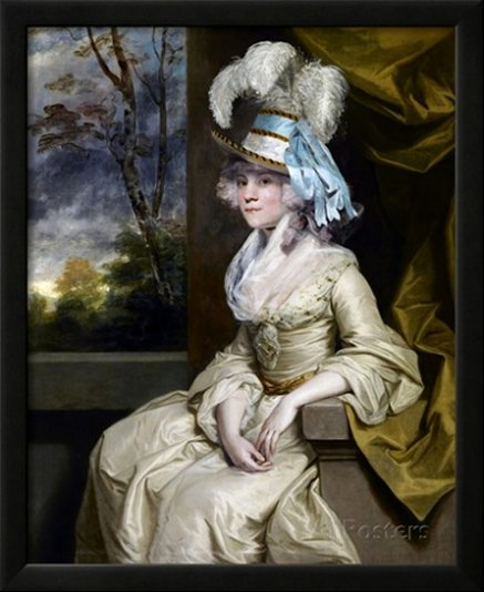 Elizabeth, Lady Taylor, by Sir Joshua Reynolds