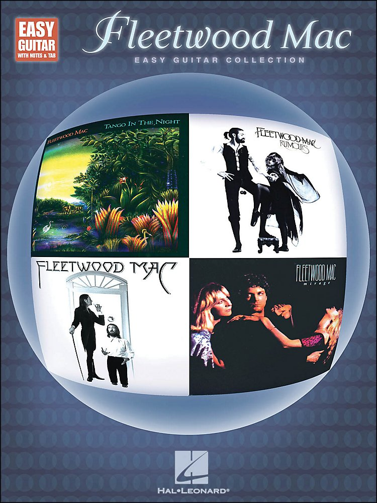 Hal Leonard - Fleetwood Mac Easy Guitar Collection (with Tab)