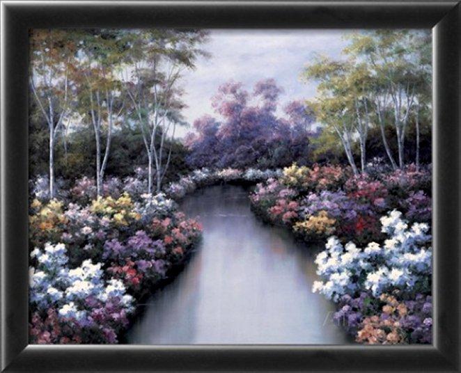 Floral Fantasy by Diane Romanello
