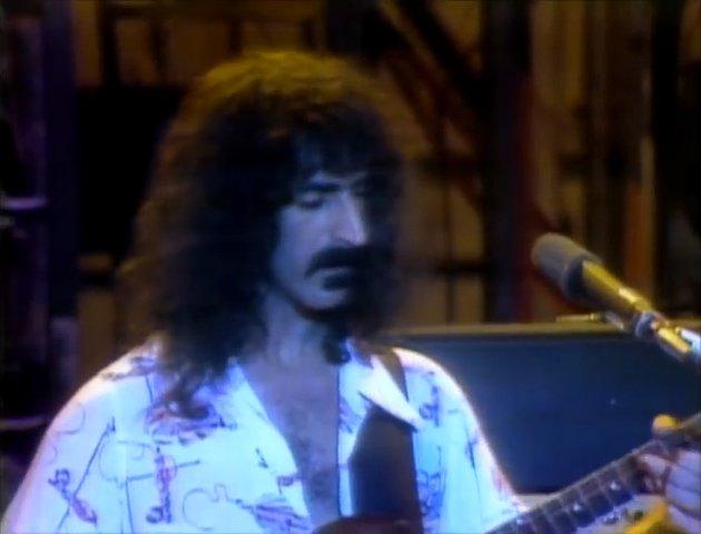 Frank Zappa - Montana