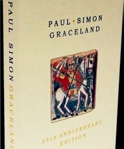 Graceland Paul Simon Audio CD With DVD