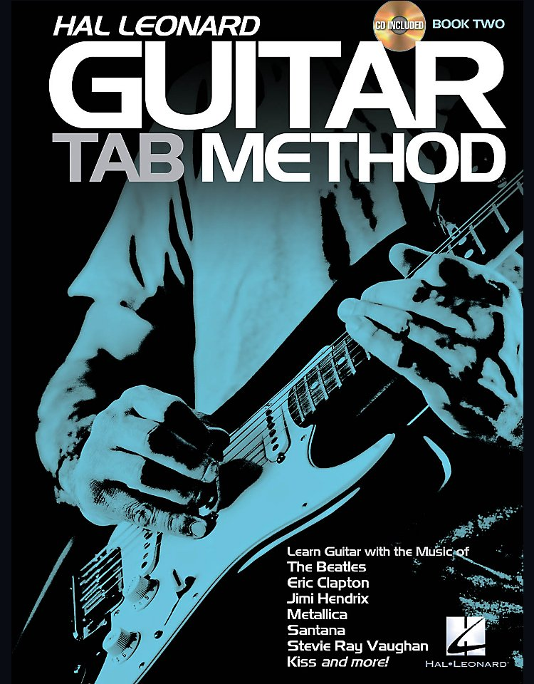 Hal Leonard - Guitar Tab Method - Book 2 Book/Cd