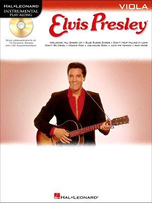 Hal Leonard - Elvis Presley For Viola - Instrumental Playalong Book/Cd