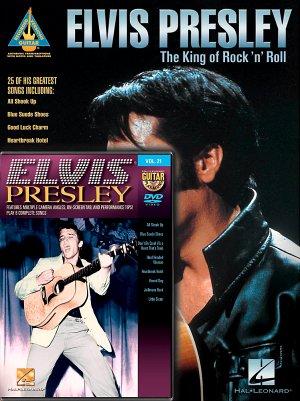 Hal Leonard - Elvis Presley Guitar Pack Book/Dvd