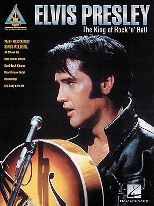 Hal Leonard - Elvis Presley The King of Rock 'n' Roll Guitar Tab Songbook