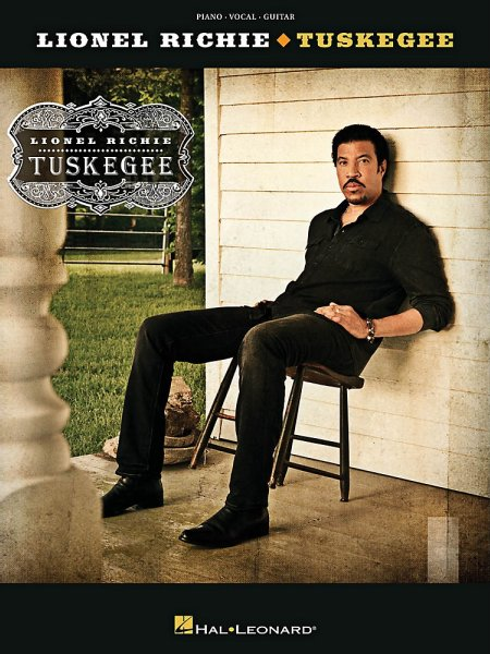 Hal Leonard Lionel Richie - Tuskegee Piano/Vocal/guitar Songbook