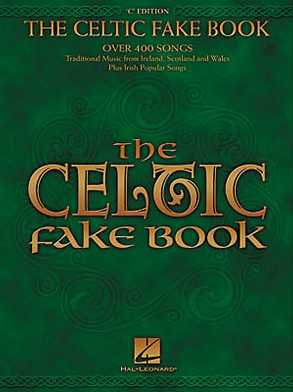 Hal Leonard - The Celtic Fake Book