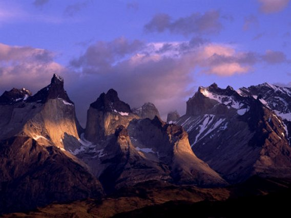 Horns, Andes Mountains, Chile