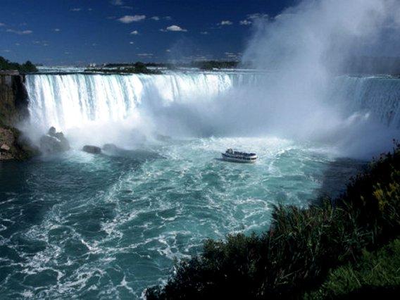 Horseshoe Falls, Niagara Falls, Art Print