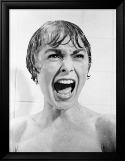 Janet Leigh. 1960 'Psycho' Directed by Alfred Hitchcock
