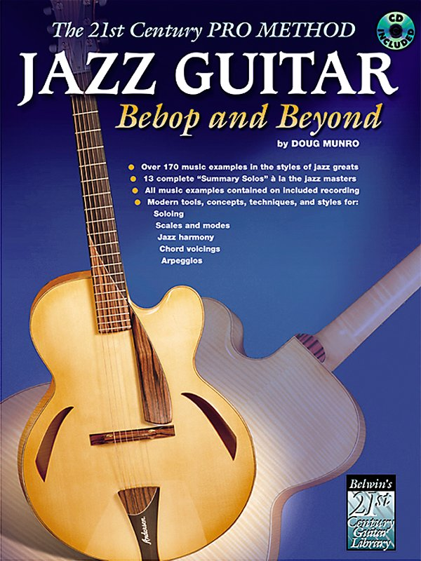 Alfred - Jazz Guitar (Book/Cd)