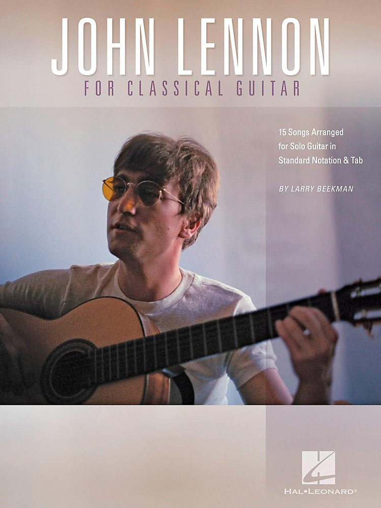 Hal Leonard - John Lennon For Classical Guitar