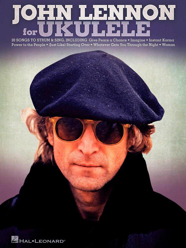 Hal Leonard - John Lennon For Ukulele