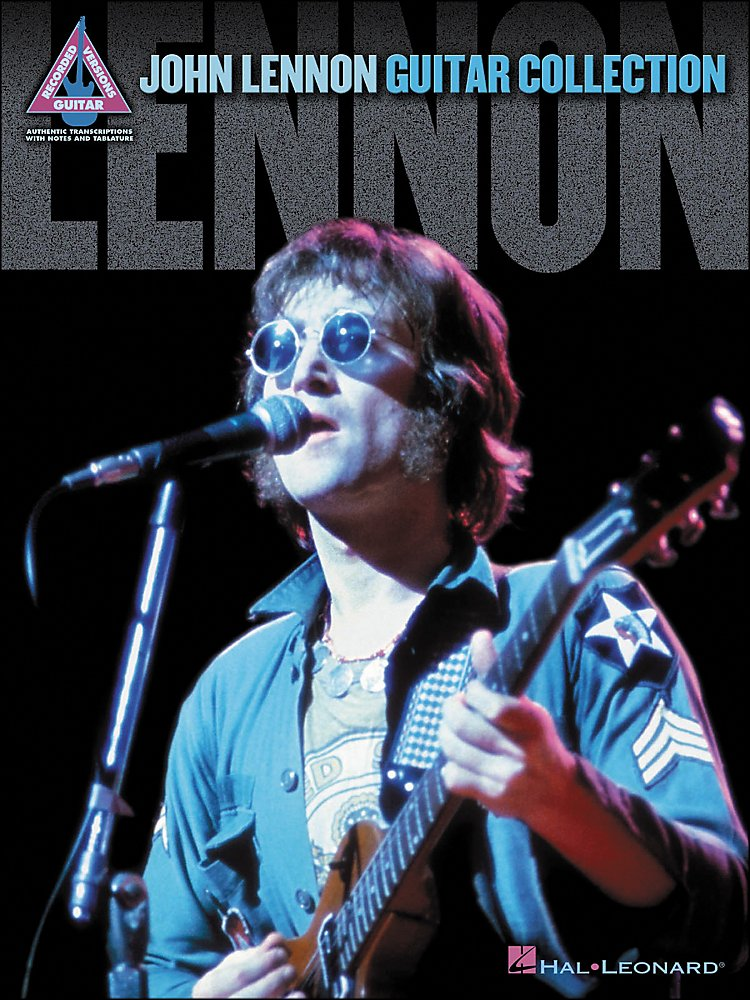 Hal Leonard - John Lennon Guitar Collection Tab Book
