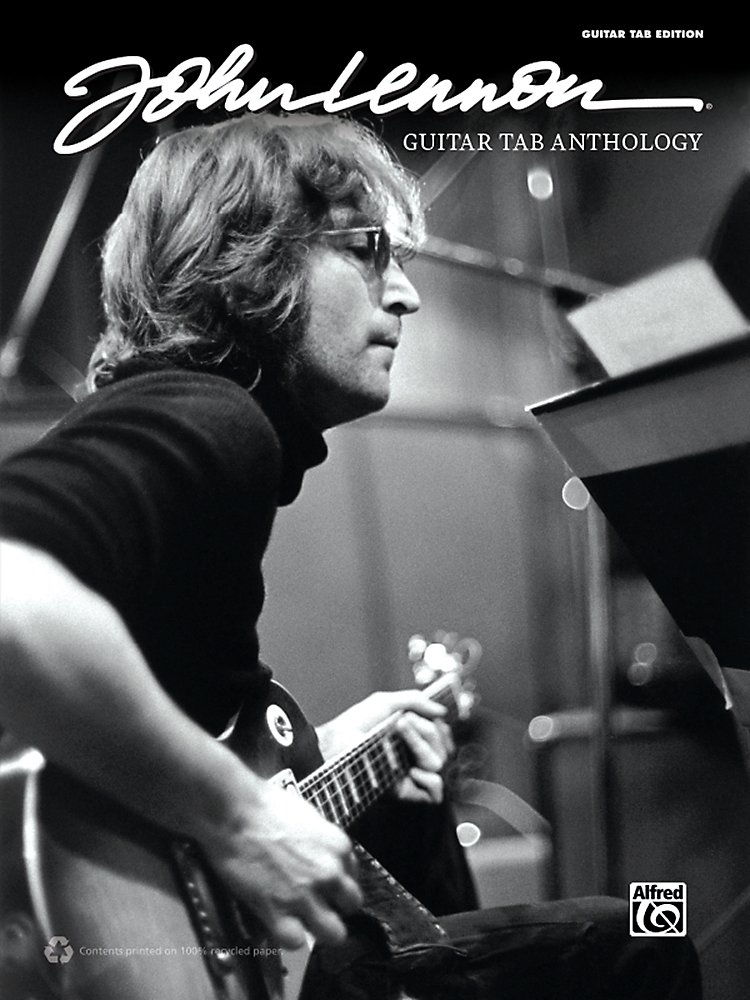 Alfred - John Lennon - Guitar TAB Anthology Book
