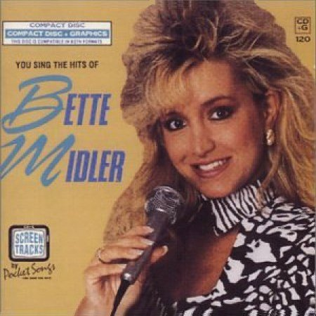 Karaoke - Bette Midler - Screen Tracks Soundtrack CD