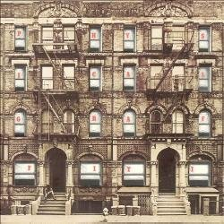 Led Zeppelin Physical Graffiti Audio CD