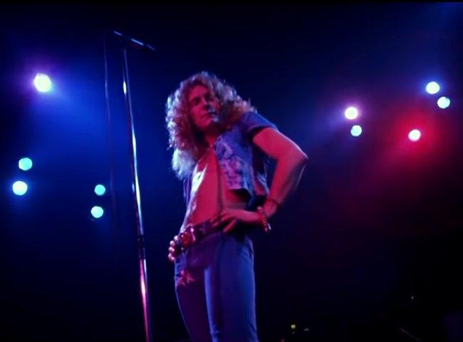 Led Zeppelin on youtube
